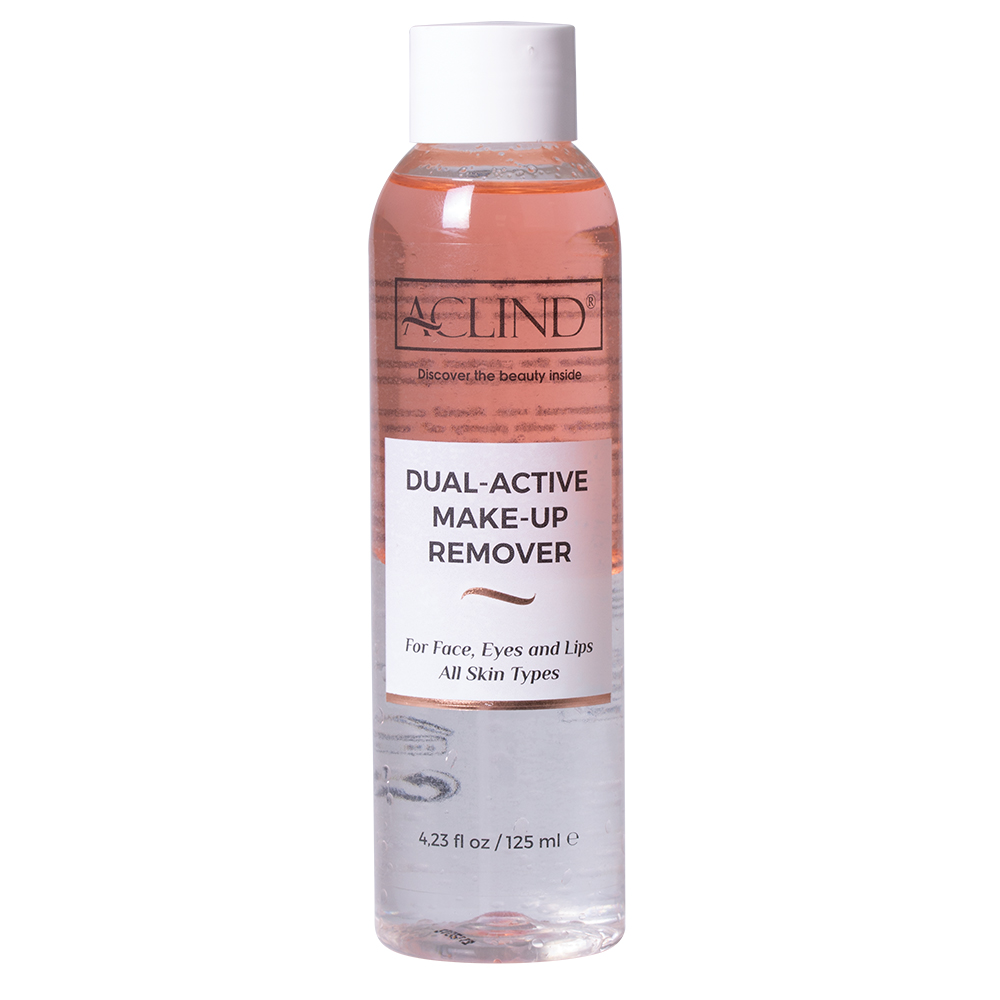 Aclind Dual-Active Make-Up Remover
