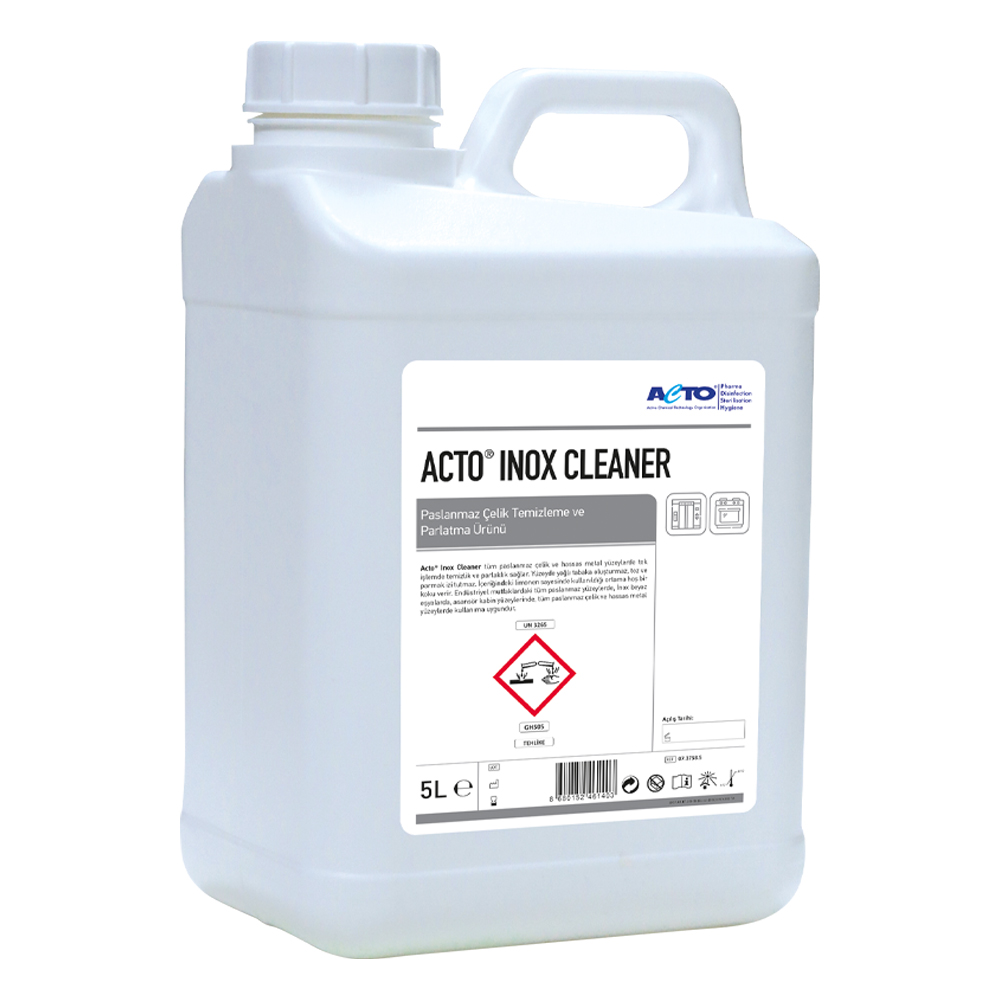 Acto Inox Cleaner 5 L