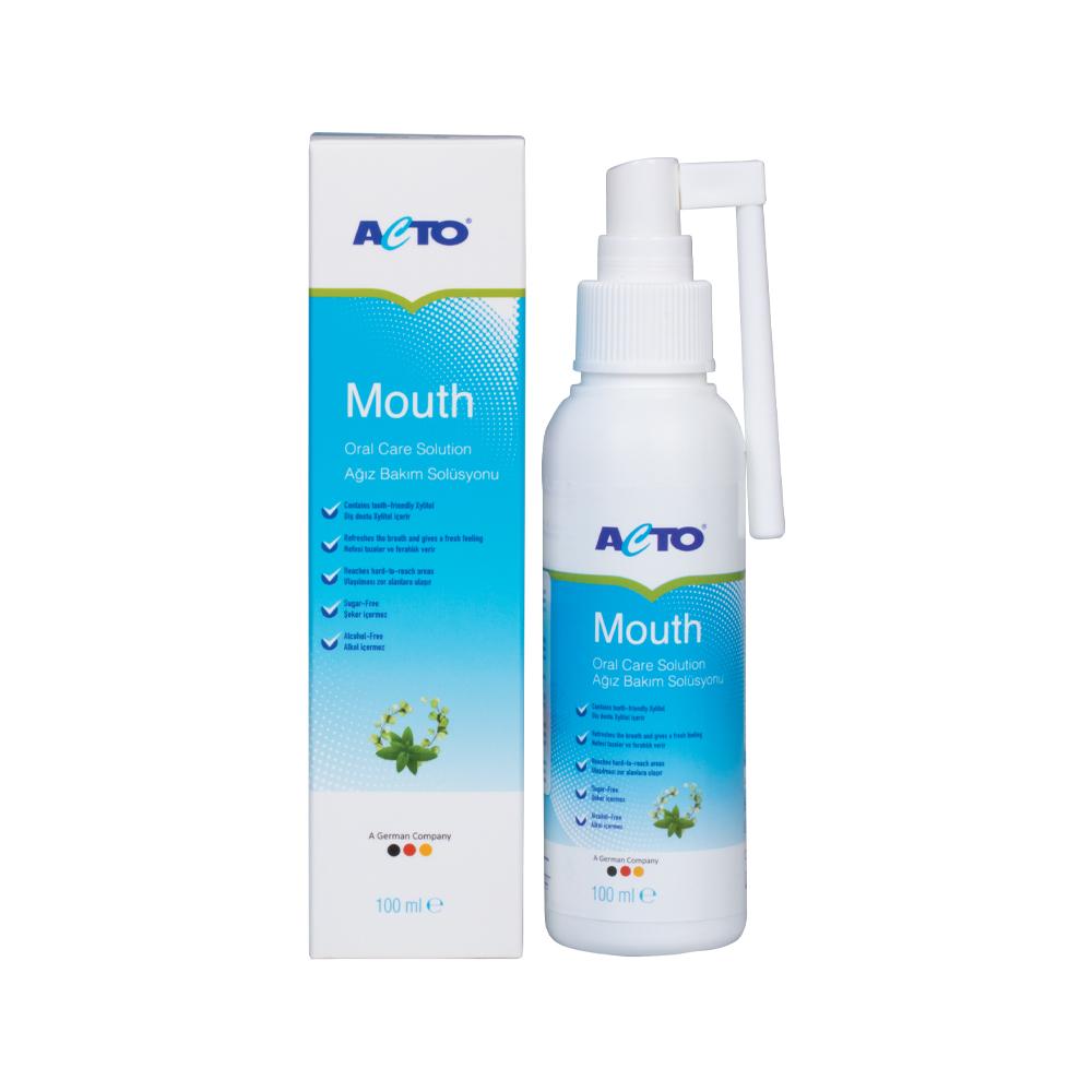 Acto Mouth 100 ml