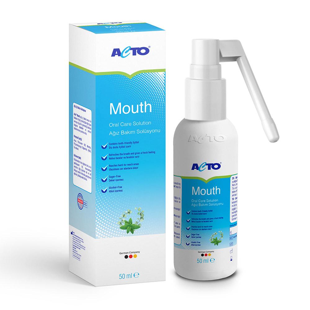 Acto Mouth 50 ml