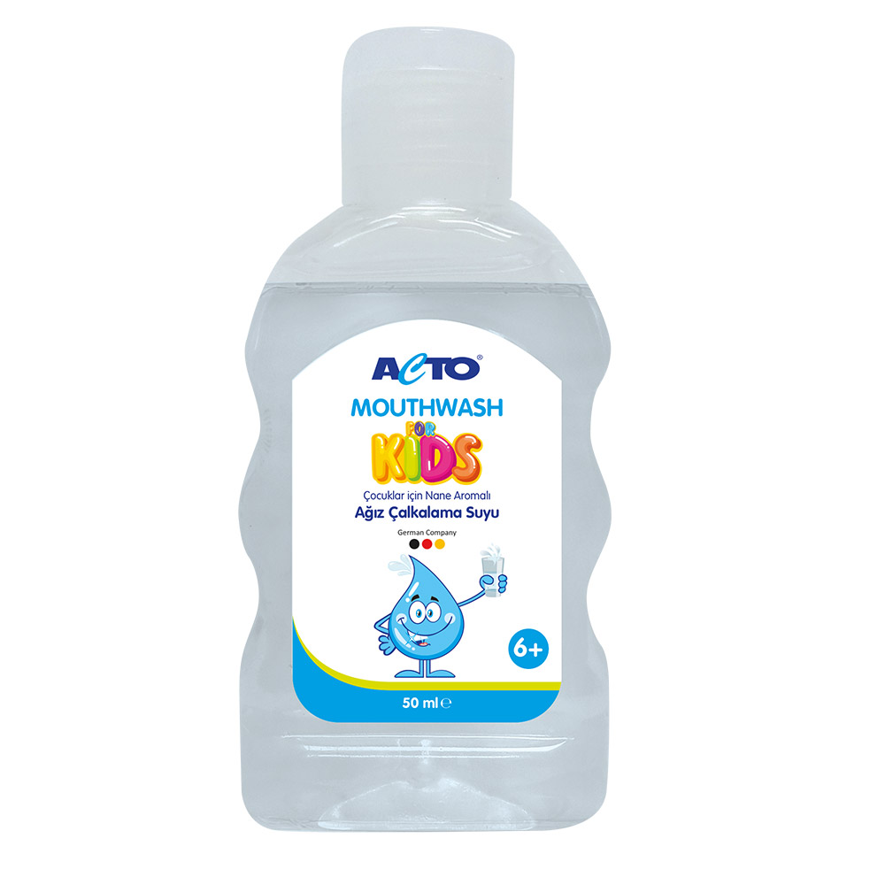 Acto Mouthwash For Kids