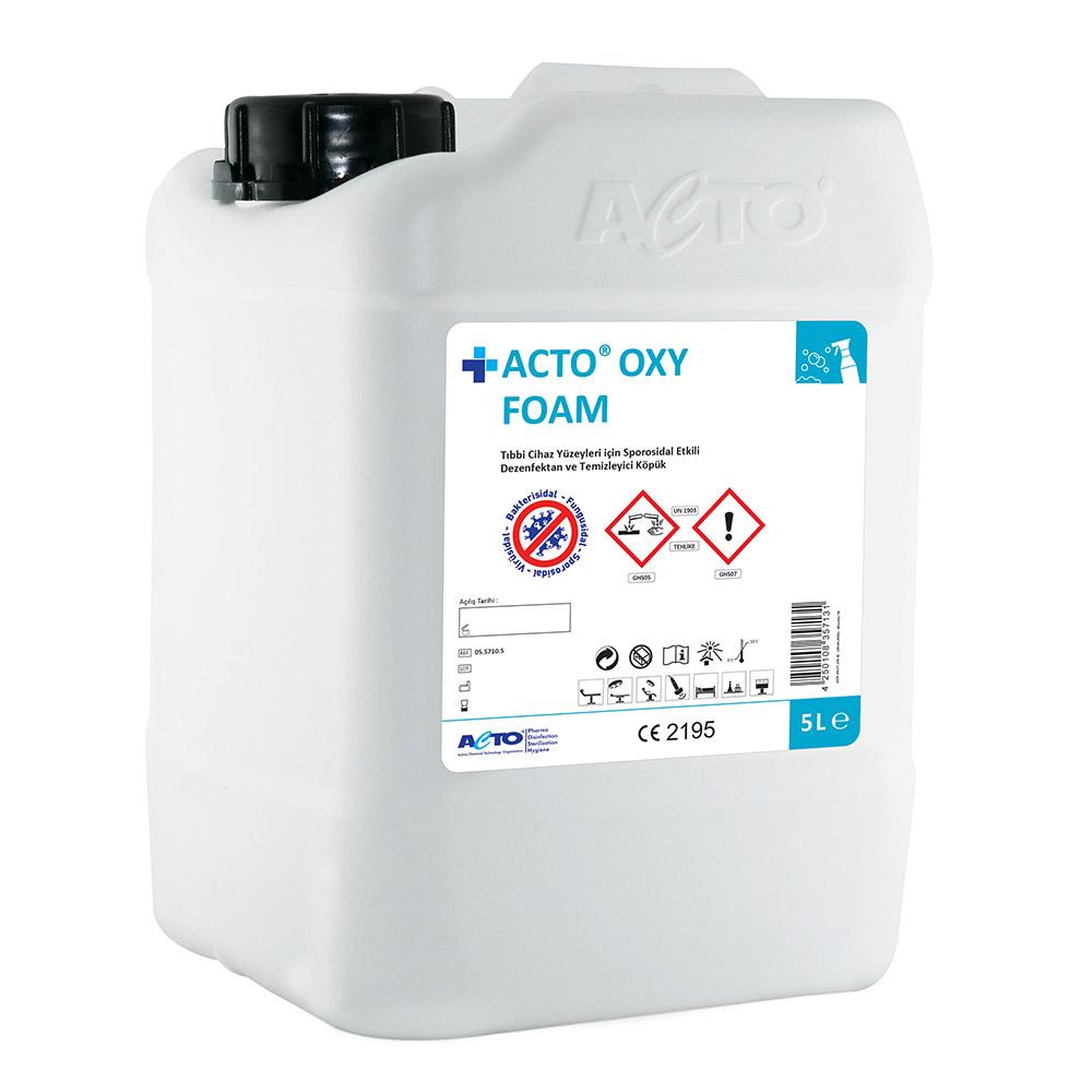 Acto-Oxy-Foam