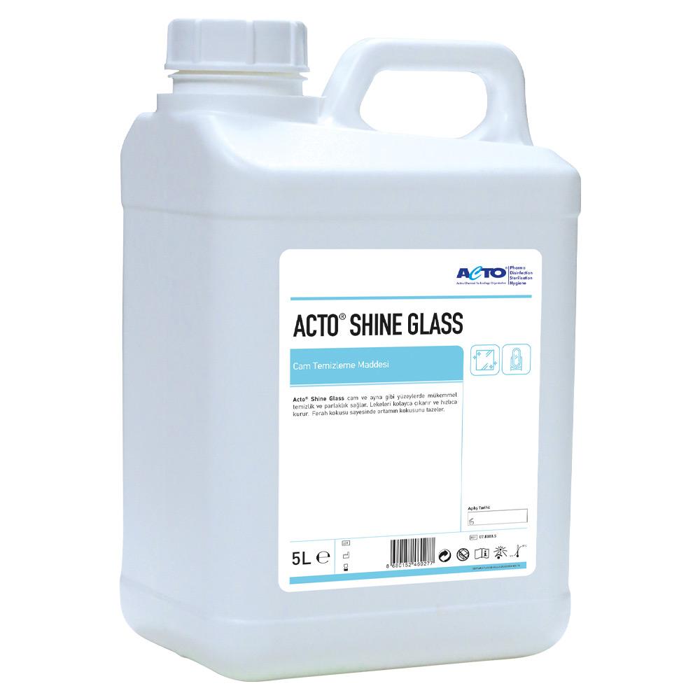Acto Shine Glass 5L