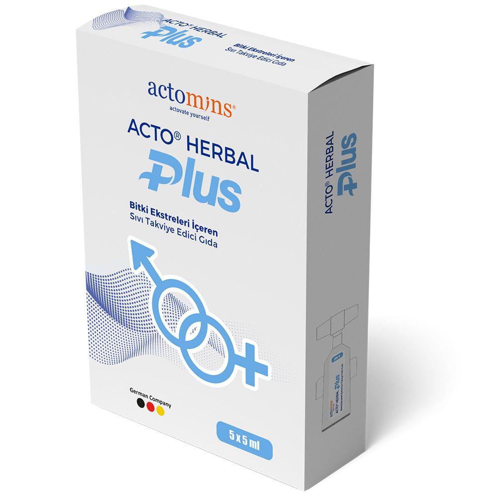 Acto Herbal Plus