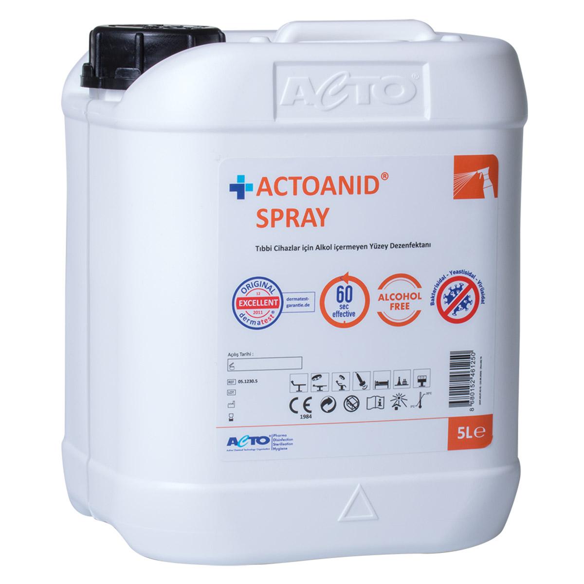 Actoanid Spray 5 L