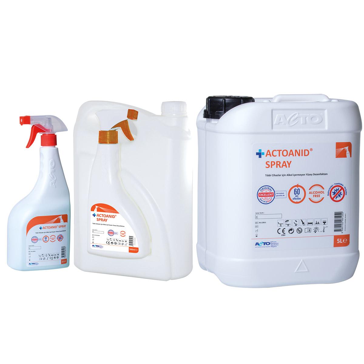 Actoanid Spray