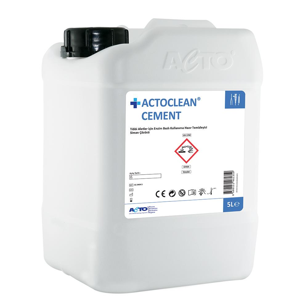 Actoclean Cement 5 L
