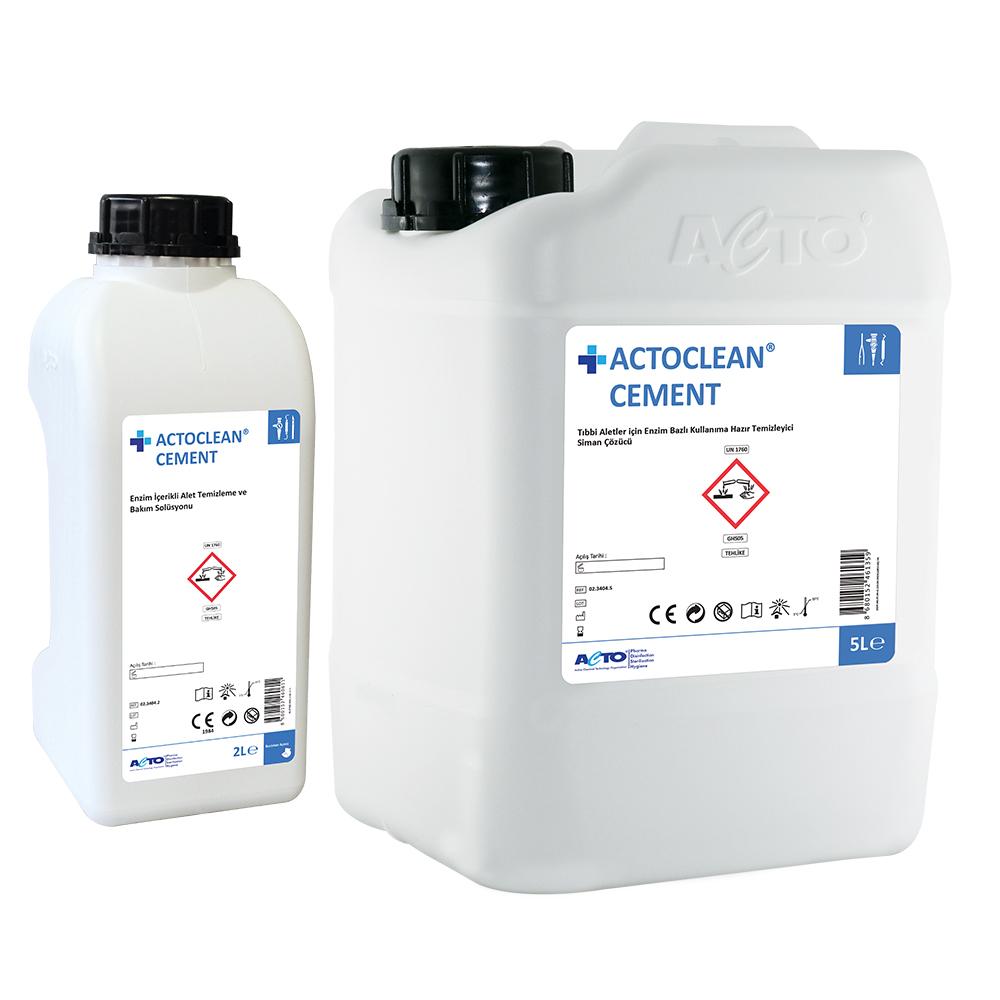 Actoclean Cement