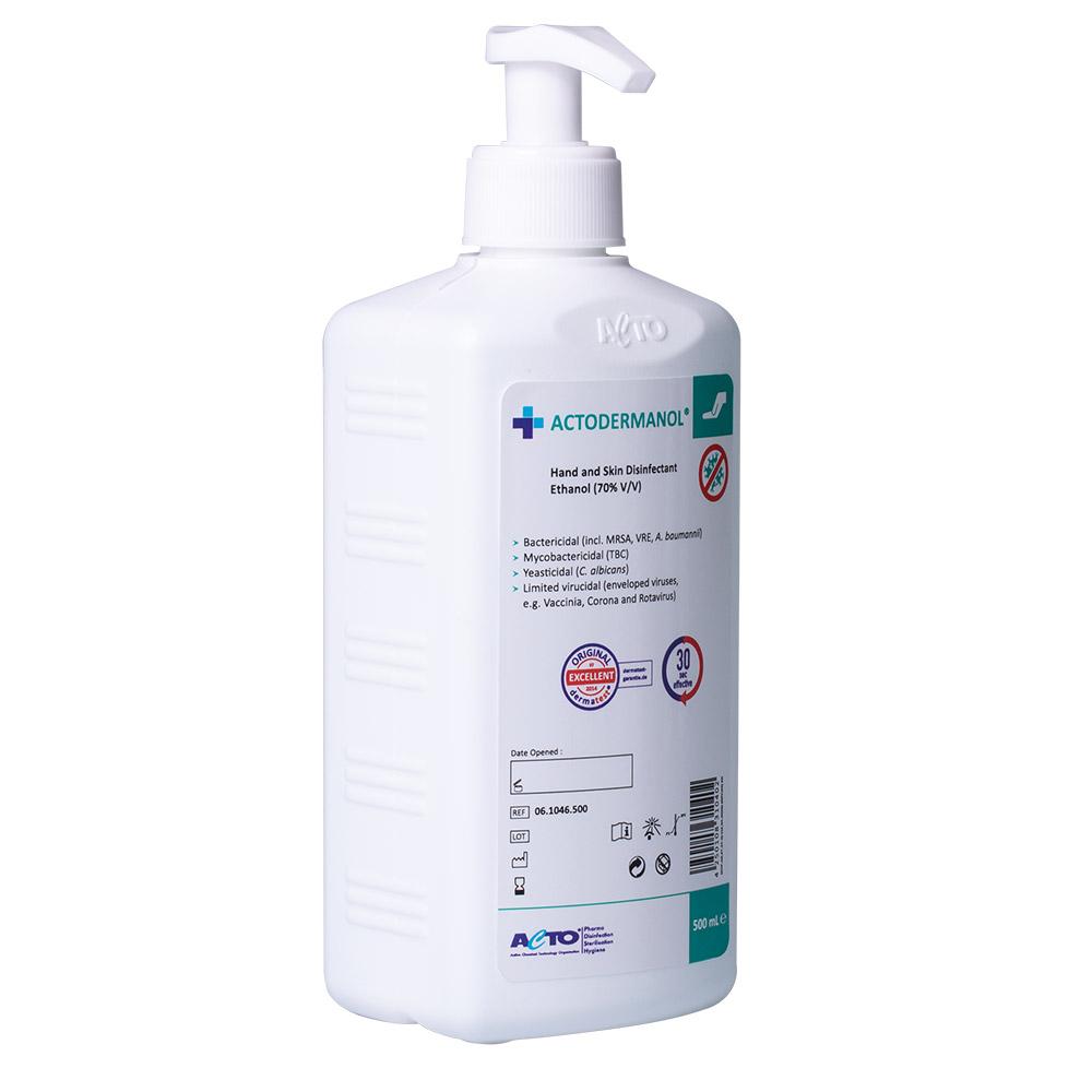 Actodermanol 500 ml