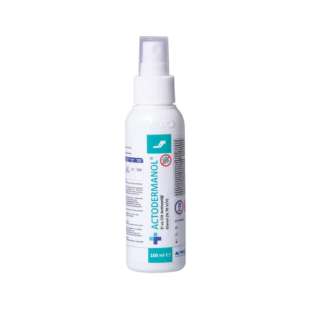Actodermanol 100 ml
