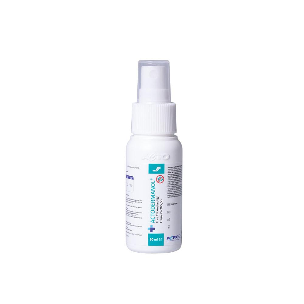Actodermanol 50 ml