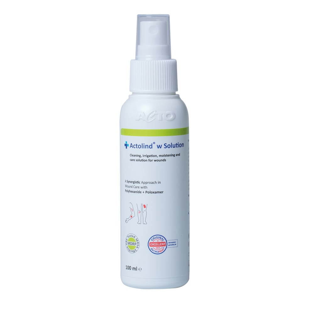 Actolind w Solution 100 ml