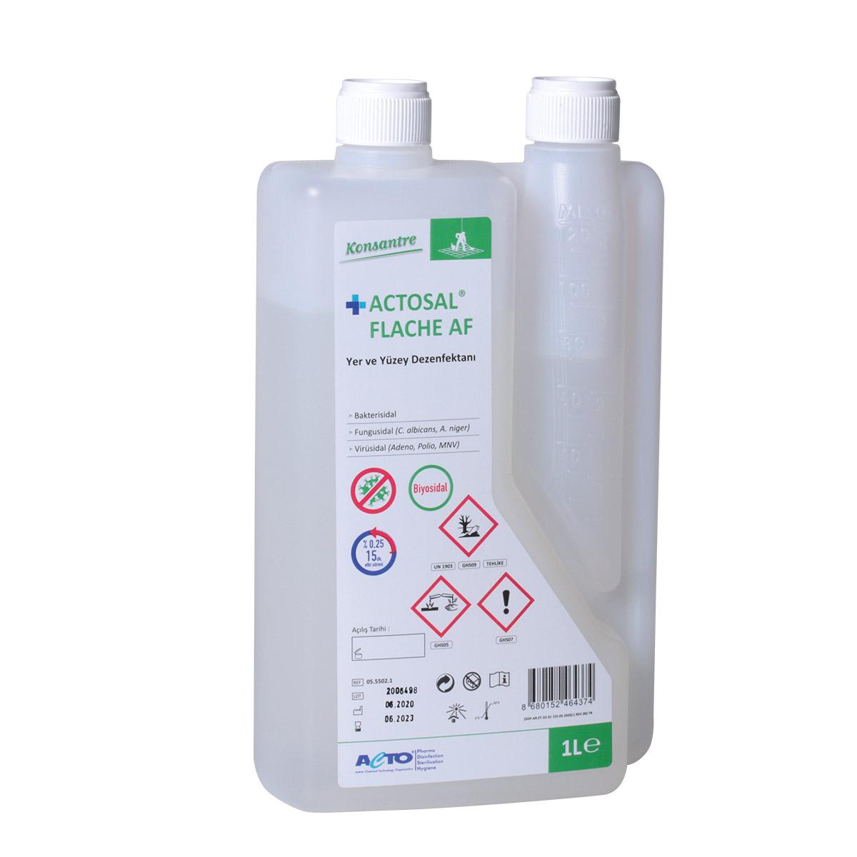 Actosal Flache AF 1 L