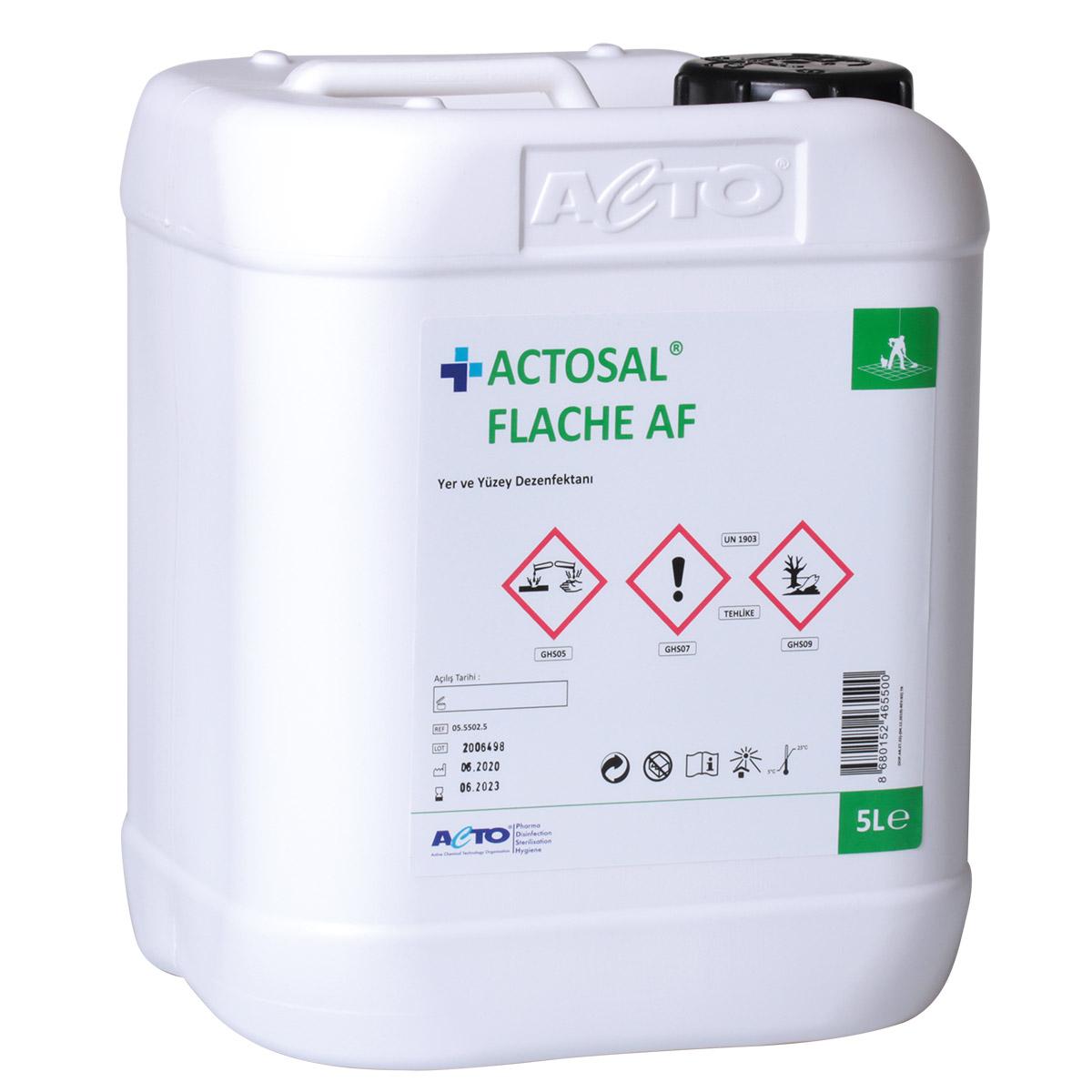 Actosal Flache AF 5 L