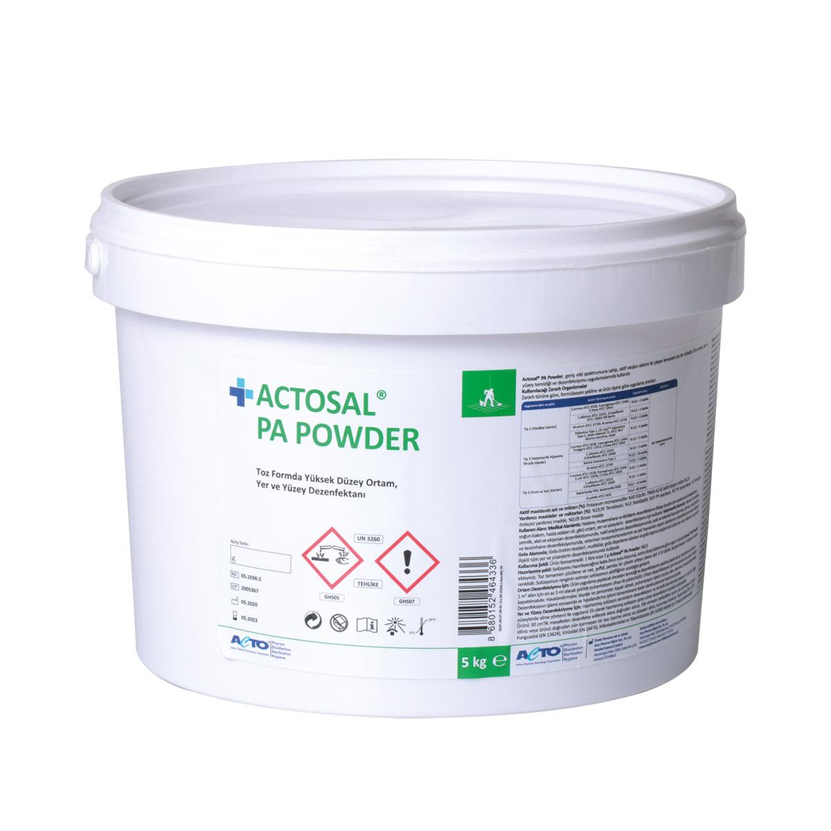 Actosal PA Powder 5 kg