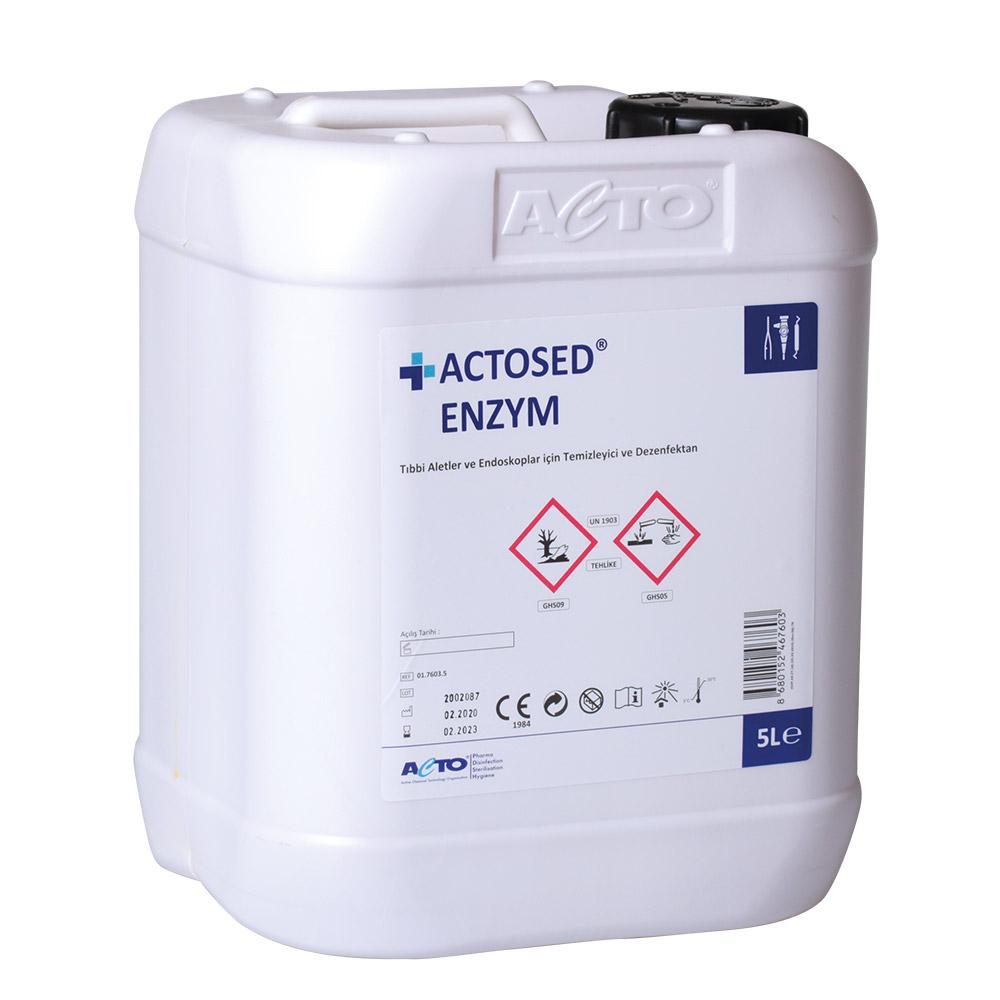 Actosed Enzym 5 L