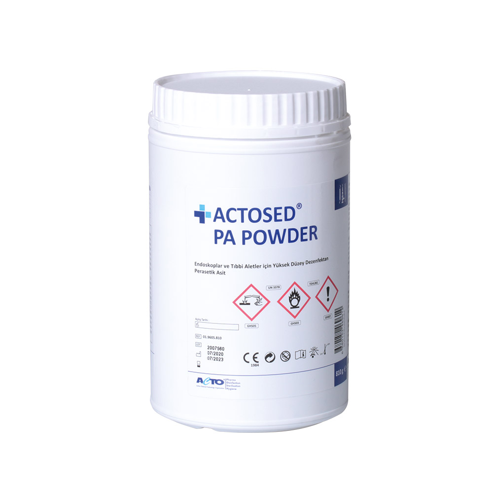 Actosed PA Powder 810 gr