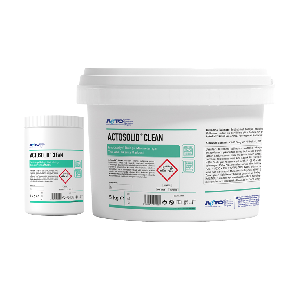 Actosolid Clean