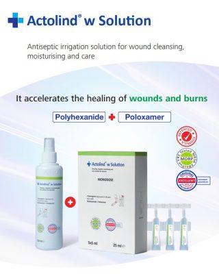 Actolind®w Solution-en