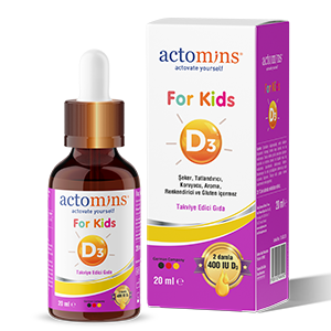 ACTOMINS<sup>®</sup> For Kids